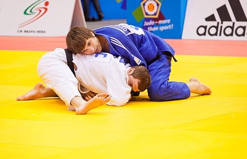 Фотоотчет с чемпионата Европы по Дзюдо-2014
